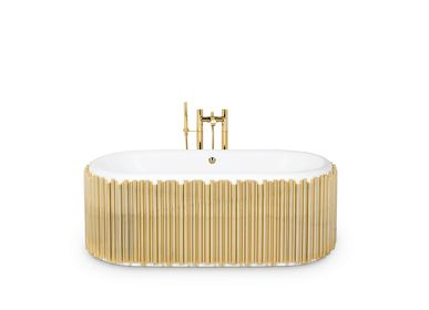 Bathtubs - Symphony Oval bathtub - COVET HOUSE
