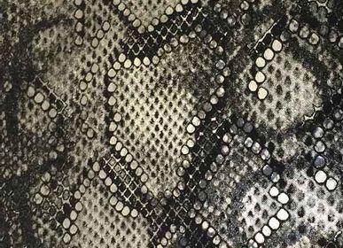 Tissus d'ameublement - Bitis Silver - KOKET
