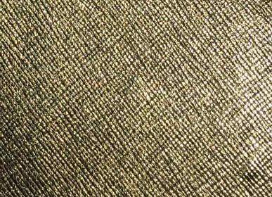 Tissus d'ameublement - Raphia Gold - KOKET