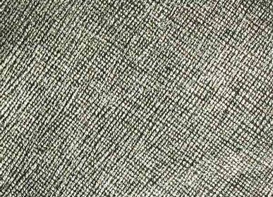 Tissus d'ameublement - Raphia Silver - KOKET