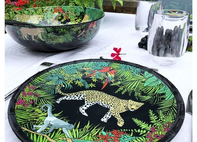 Everyday plates - Melamine Dinner Set - LES JARDINS DE LA COMTESSE