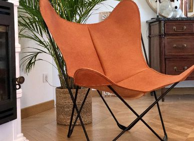 Lounge chairs for hospitalities & contracts - DUNE AA CHAIR - AIRBORNE