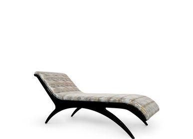Lounge chairs - Zeba Chaise - KOKET