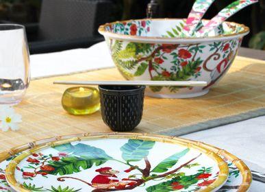 Platter and bowls - Salad bowls - LES JARDINS DE LA COMTESSE