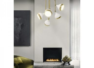 Aménagements - Hanna Suspension Lamp  - COVET HOUSE