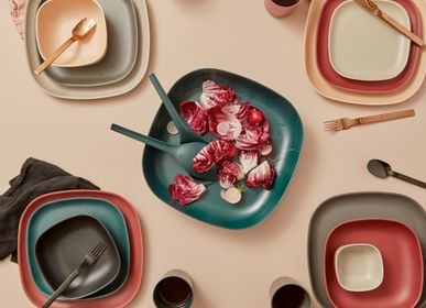 Assiettes au quotidien -  Collection Art de la Table - EKOBO
