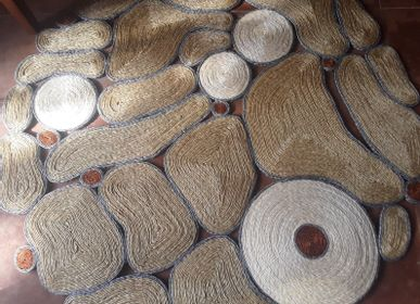 Tapis sur-mesure  - Little Rock Tapis - GASY RUG