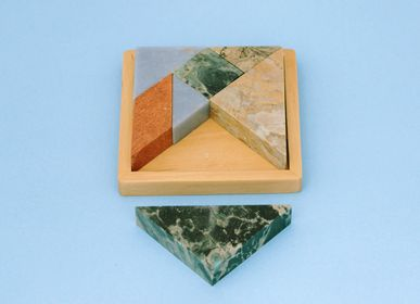 Decorative objects - STONE GAMES TANGRAM - D.A.R. PROYECTOS
