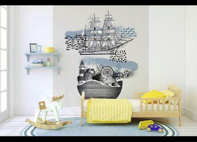 Other wall decoration - Matelot - LÉ PAPIERS DE NINON