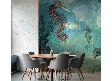 Décoration murale - Seahorse - LÉ PAPIERS DE NINON
