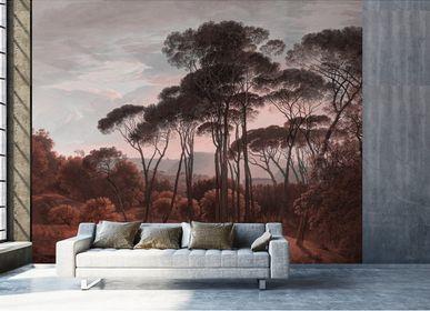 Wall decoration - Ombrelli Roux - LÉ PAPIERS DE NINON