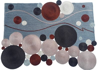 Tapis contemporains - Full Bubble Tapis - GASY RUG