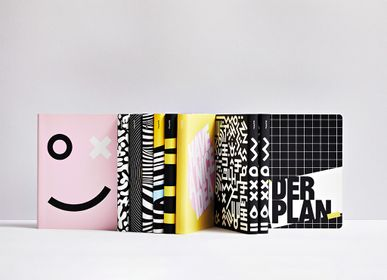 Stationery - Stationery Collection Graphic L  - NUUNA