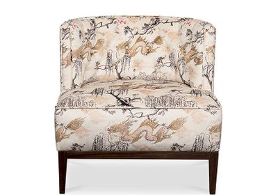 Furniture and storage - BOURBON DRAGON FLY CHAIR - RUG'SOCIETY