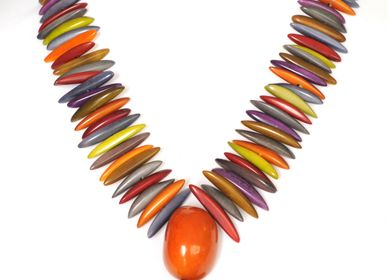 Bijoux - Collier Manabi - TAGUA AND CO