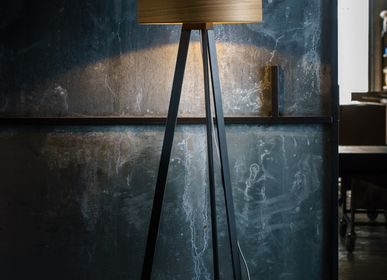 Outdoor floor lamps - Lampe TRIBECA - PH COLLECTION