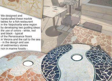 Tables basses - Tables en marbre - STUDIOSVE