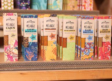 Spices - DISPLAY STAND - ABRACADABRA - LE MONDE EN TUBE 100% ÉPICES