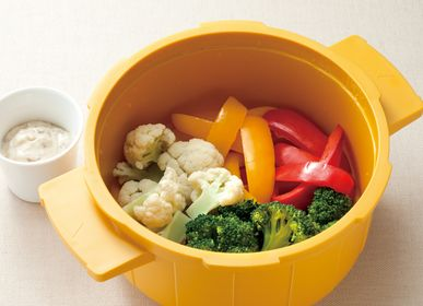 Stew pots - KIWAMIAJI - Microwave pressure cooker - THE SKATER CO.,LTD.