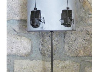 Customizable objects - LARGE CHOICE OF LAMPS AND LAMP SHADES FOR THE MOUNTAIN  - FP CONCEPT LA MAISON DE GASPARD