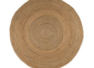 Autres tapis - Tapis ronds jute tressés main - LA MAISON DE LILO
