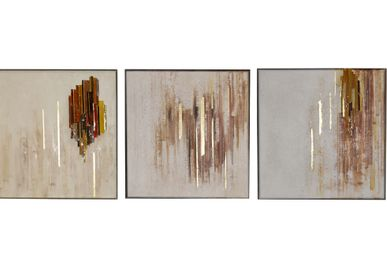 Other wall decoration - Triptych - ATELIER LANDES