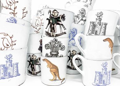 Tasses et mugs - Mug Illustré - CARRON PARIS