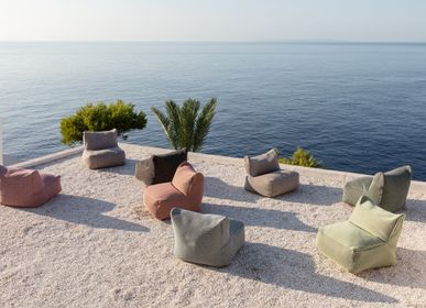 Chaises de jardin - Roolf Living - Poufs - ROOLF-LIVING OUTDOOR FURNITURE