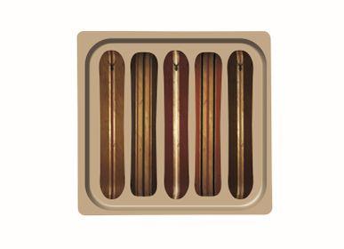 Trays - Trays 33*33 MOUNTAIN Collection - COAST AND VALLEY, UNE MARQUE DE LA SARL MYDITEX COMPANY
