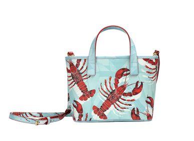 Sacs et cabas - Mini Celestia Crossbody Bag in Lobster - FONFIQUE