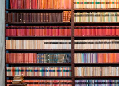 Wall decoration - Books by the meter - ALL'ORIGINE