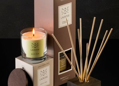 Decorative objects - LACROSSE - Reed diffusers and scented candles - AMBIENTAIR COLLECTIONS