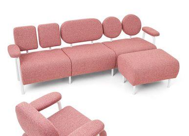 sofas - AUDREY by SO_FEM - TRANS:FORMING DESIGN POLAND