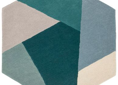 Contemporary carpets - HEXA - TOULEMONDE BOCHART