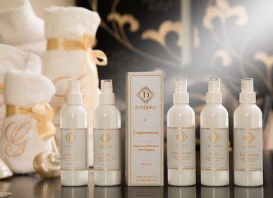 Home fragrances - FRAGRANCES DE LINGE / CINQ PARFUMS - DANHERA ITALY
