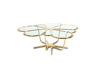 Coffee tables - Kanzashi Coffee table - ALMA DE LUCE