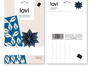 Design objects - Lovi Star - LOVI