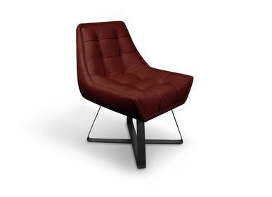 Chairs - Kubrick Dining Chair - PORUS STUDIO