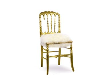 Chairs - EMPORIUM FUR Chair - BOCA DO LOBO