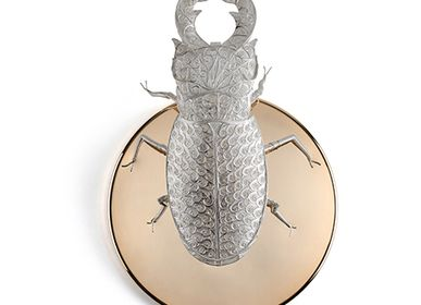 Wall lamps - FILIGREE CRICKET Wall Lamp - BOCA DO LOBO