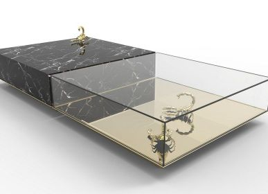 Coffee tables - METAMORPHOSIS Center Table - BOCA DO LOBO