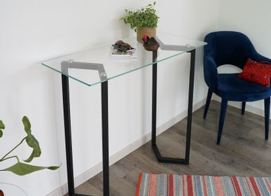 Console table - Console FABRIQUE - GLASSVARIATIONS