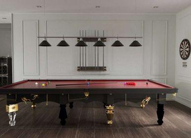 Dining Tables - Metamorphosis SNOOKER TABLE - BOCA DO LOBO