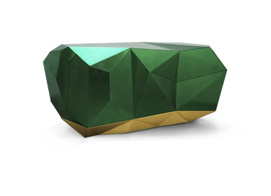 Sideboards - DIAMOND EMERALD Sideboard - BOCA DO LOBO