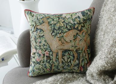 Fabric cushions - History - ART DE LYS