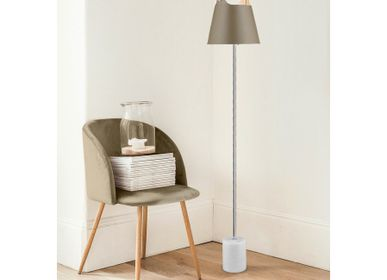 Floor lamps - NORD SUD Floor. - SEYVAA PARIS