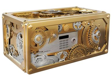 Unique pieces - BARON Jewellery safe - BOCA DO LOBO