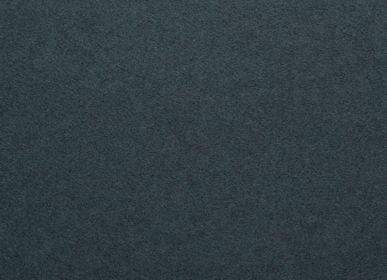 Tissus d'ameublement - Feutre recyclé - Minimal art vert 001 - FÉLINE