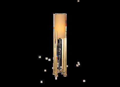 Lampadaires - GENOVA FLOOR LAMP - HAMILTON CONTE