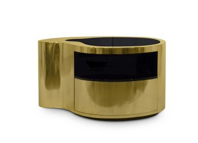 Night tables - WAVE Nightstand - BOCA DO LOBO
